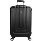 瑞士军刀威戈(Wenger)拉杆箱 男女商务休闲ABS24英寸万向轮行李箱旅行箱 黑色 SAX631115109068