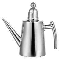 戴德(Daeden)18/10不锈钢油壶油瓶 厨房储物罐0.8L DK047