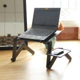 慧乐家 电脑桌 带鼠标板折叠托盘 22175