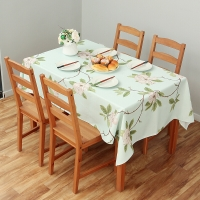欧润哲 桌布 加厚布艺桌布 餐桌桌子防尘布 大号