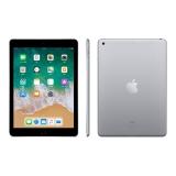 【领券立减】Apple iPad 平板电脑 2018年新款9.7英寸(128G WLAN版/A10芯片/Retina屏 MR7J2CH/A)深空灰色