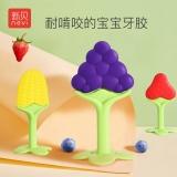 新贝(NCVI)液体水果牙胶3件套液体牙胶套装(草莓+葡萄+玉米)9798