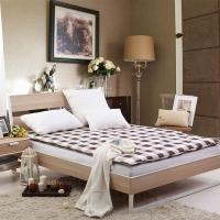 多喜爱(Dohia)床褥床垫 全棉舒适加厚榻榻米床垫子 床护垫 1.8米床 200*180cm