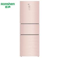 容声(Ronshen) 252L三门风冷无霜家用冰箱BCD-252WKC1NPC