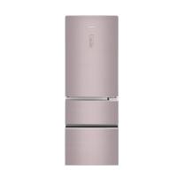 容聲(Ronshen)332升意式三門冰箱風冷無霜智能變頻家用多門電冰箱BCD-332WKR1NPG