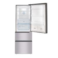 海信(Hisense)331升意式三門冰箱智能變頻風冷無霜家用多門電冰箱BCD-331WTDGVBP