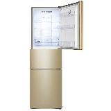 海信(Hisense) 222升 三门 冰箱 电脑控温 风冷星云BCD-222WTD/A