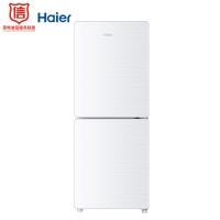 海尔(Haier)149升 小型两门冰箱 风冷无霜 制冷速度快 制冷均匀 净味保鲜 双门冰箱 BCD-149WDPV