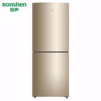 容聲(Ronshen)190升 雙門冰箱小雙開門小型電冰箱兩門家用風冷無霜BCD-190WKD1DE