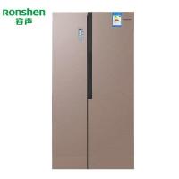 容声(Ronshen)649升对开门双门冰箱变频风冷无霜家用电冰箱BCD-649WSS3HPMA