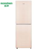 容声(Ronshen) 256升双门冰箱 风冷无霜冰箱BCD-256WRR1DYC