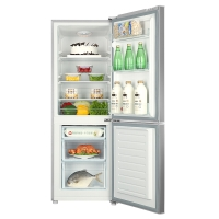 海爾(Haier)160升 小型兩門冰箱雙門冷凍速度快經濟實用節能環保BCD-160TMPQ