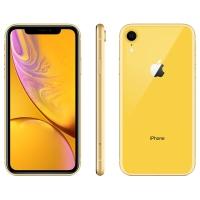 Apple 苹果 iPhoneXR (A2108) 全网通移动联通电信4G手机双卡双待 黄色 64G