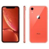 Apple iPhone XR (A2108) 64GB 珊瑚色 移動聯通電信4G手機 雙卡雙待