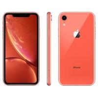 Apple iPhone XR (A2108) 256GB 珊瑚色 移動聯通電信4G手機 雙卡雙待