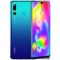 華為(HUAWEI)暢享 9S 全網通版移動聯通電信4G 2400萬超廣角三攝珍珠屏智能手機 極光藍 (4G RAM+64G ROM)
