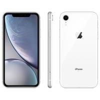 Apple iPhone XR (A2108) 128GB 白色 移動聯通電信4G手機 雙卡雙待
