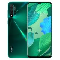 華為 HUAWEI nova 5 Pro 前置3200萬人像超級夜景4800萬AI四攝麒麟980芯片 8GB+256GB綺境森林全網通雙4G手機