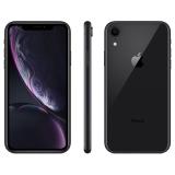 Apple 苹果 iPhoneXR (A2108) 全网通移动联通电信4G手机双卡双待 黑色 64G