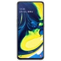 三星 Galaxy A80 8GB+128GB太空黑 (SM-A8050) 180°炫转三摄 骁龙730G 全网通4G 双卡双待手机