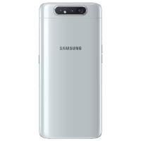 三星 Galaxy A80 8GB+128GB月光银 (SM-A8050) 180°炫转三摄 骁龙730G 全网通4G 双卡双待手机