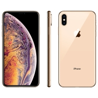 Apple iPhone XS Max (A2104) 512GB 金色 移动联通电信4G手机 双卡双待