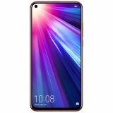 华为(HUAWEI) 荣耀V20 全网通4G  双卡双待 全面屏NFC游戏智能手机 魅丽红 (8G RAM+128G ROM)
