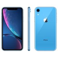 Apple 苹果 iPhoneXR (A2108) 全网通移动联通电信4G手机双卡双待 蓝色 256G