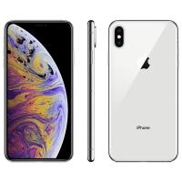 Apple iPhone XS Max (A2104) 64GB 银色 移动联通电信4G手机 双卡双待