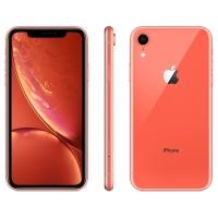Apple iPhone XR (A2108) 128GB 珊瑚色 移動聯通電信4G手機 雙卡雙待