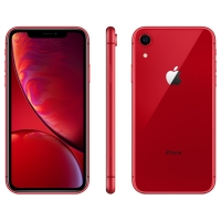 Apple iPhone XR (A2108) 64GB 紅色 移動聯通電信4G手機 雙卡雙待