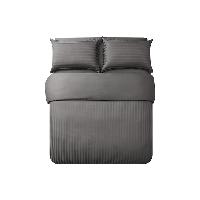 酒店风奢密四件套高级灰(床单款)*1.5m床:适用2mx2.3m被芯