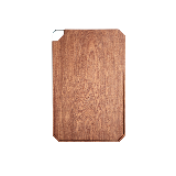 乌檀木整木砧板 2号可选长方形大号(45*30*3cm)