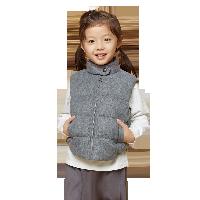 厚软 超细磨毛斜纹马甲(儿童)140cm(建议10~11岁)