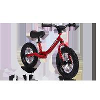 儿童平衡车滑步车红色