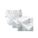 新生儿可洗100%棉 纱布尿布裤尿布组合66cm(适合0-6个月)