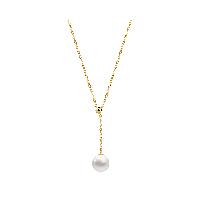 AAA级淡水珍珠 可调节式项链项链