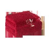 气质简奢婚庆款毛巾礼盒装(毛巾2条+浴巾2条)