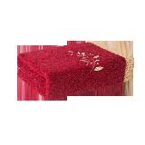 氣質簡奢婚慶款毛巾浴巾*1