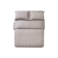 酒店风奢密四件套优雅棕(床单款)*1.5m床:适用2mx2.3m被芯