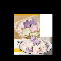 花格云朵酸奶块 96克1盒装