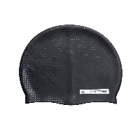 黑闪系列  硅胶防水泳帽 (男女通用)深夜星空(点图)