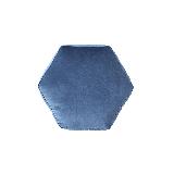 立体几何趣味抱枕六边形
