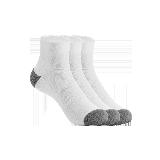 男式简约运动短袜白色(三双装)