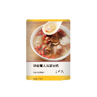 广式汤料包姬松茸人参汤料 34克*2袋