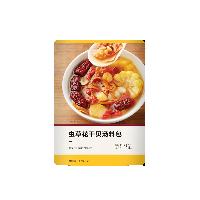广式汤料包虫草花干贝汤料 35克*2袋