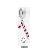 萌趣小熊 925银串珠手链手杖