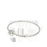 萌趣小熊 925银串珠手链手链(L-19)配止滑珠,潘多拉通用