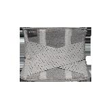 温暖呵护腰酸背痛,低压纳米热敷护腰单面护腰热敷(灰色)