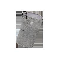 网易智造低压纳米热敷护膝热敷护膝(灰色)